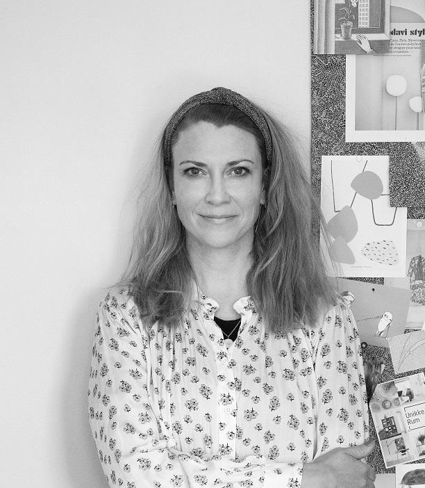 Boligstylist Mette Kirstine Brinch